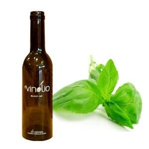 Basil Infused Olive Oil (organic)