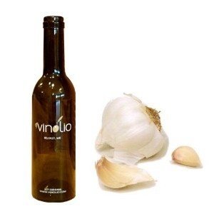 Garlic Infused Olive Oil (organic)