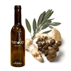 Wild Mushroom and Sage Infused Olive Oil