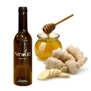 Honey-Ginger White Balsamic