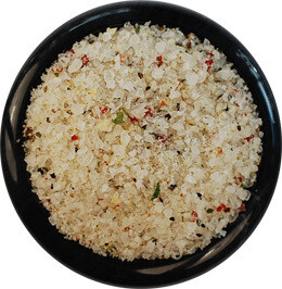 Garlic Medley Sea Salt