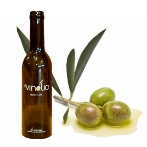 Arbequina Extra Virgin Olive Oil, Robust