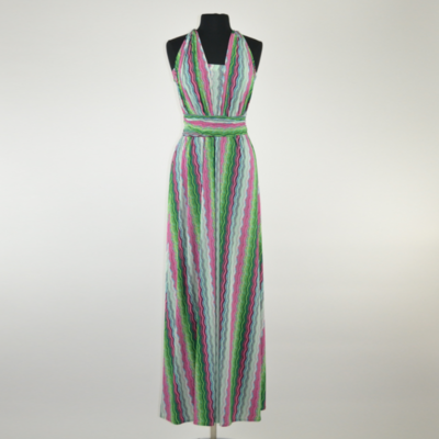 Calista Psychedelic Pink Infinity Maxi