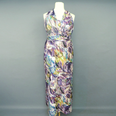 Calista Modern Purple Infinity Maxi Plus