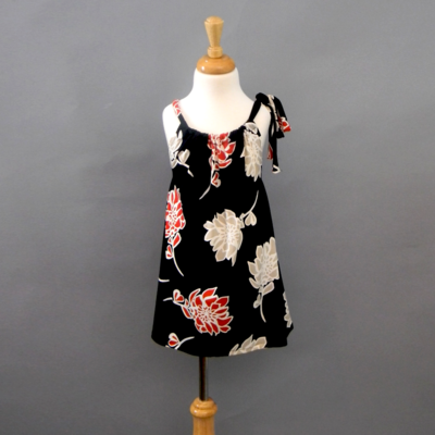 Evie Summer Floral Pillow Dress