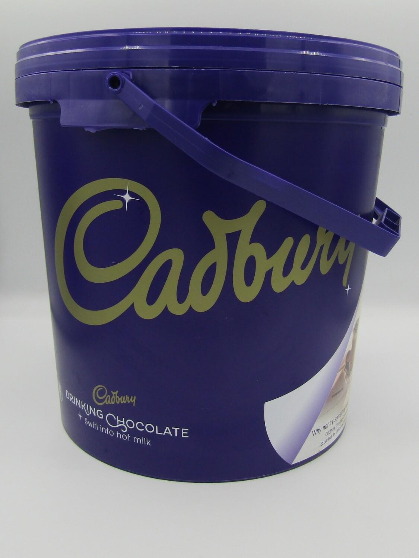 Cadbury 5kg Hot Chocolate Bucket