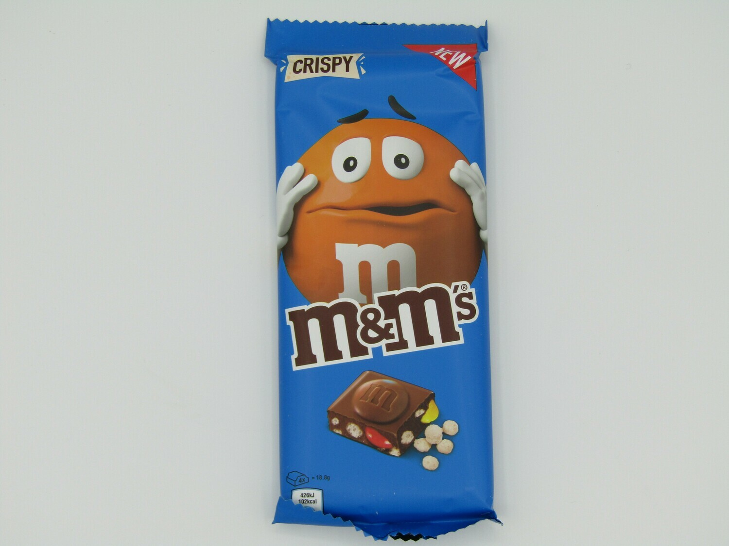 M&M Share Block Crispy