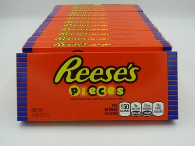 Reese's Pieces Theatre Box