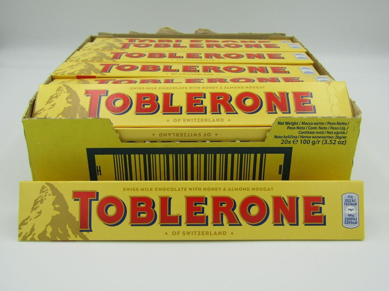 Large Toblerone Bar