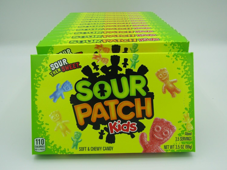 Sour Patch Kids Theatre Box