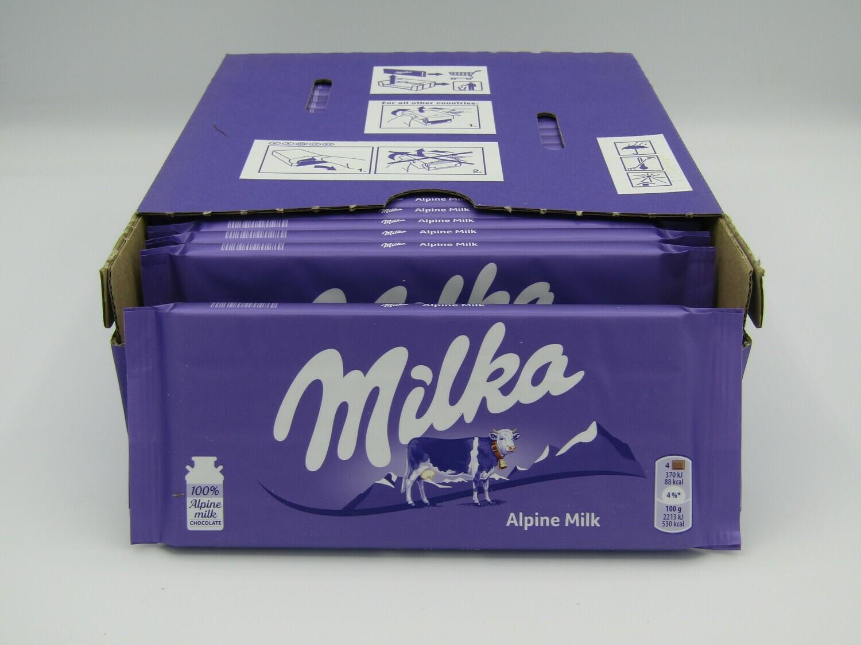 Milka Share Block Bar