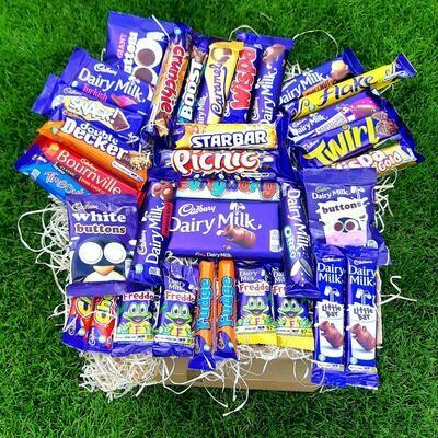 Cadbury Supreme Box