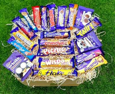 Ultimate Cadbury Box