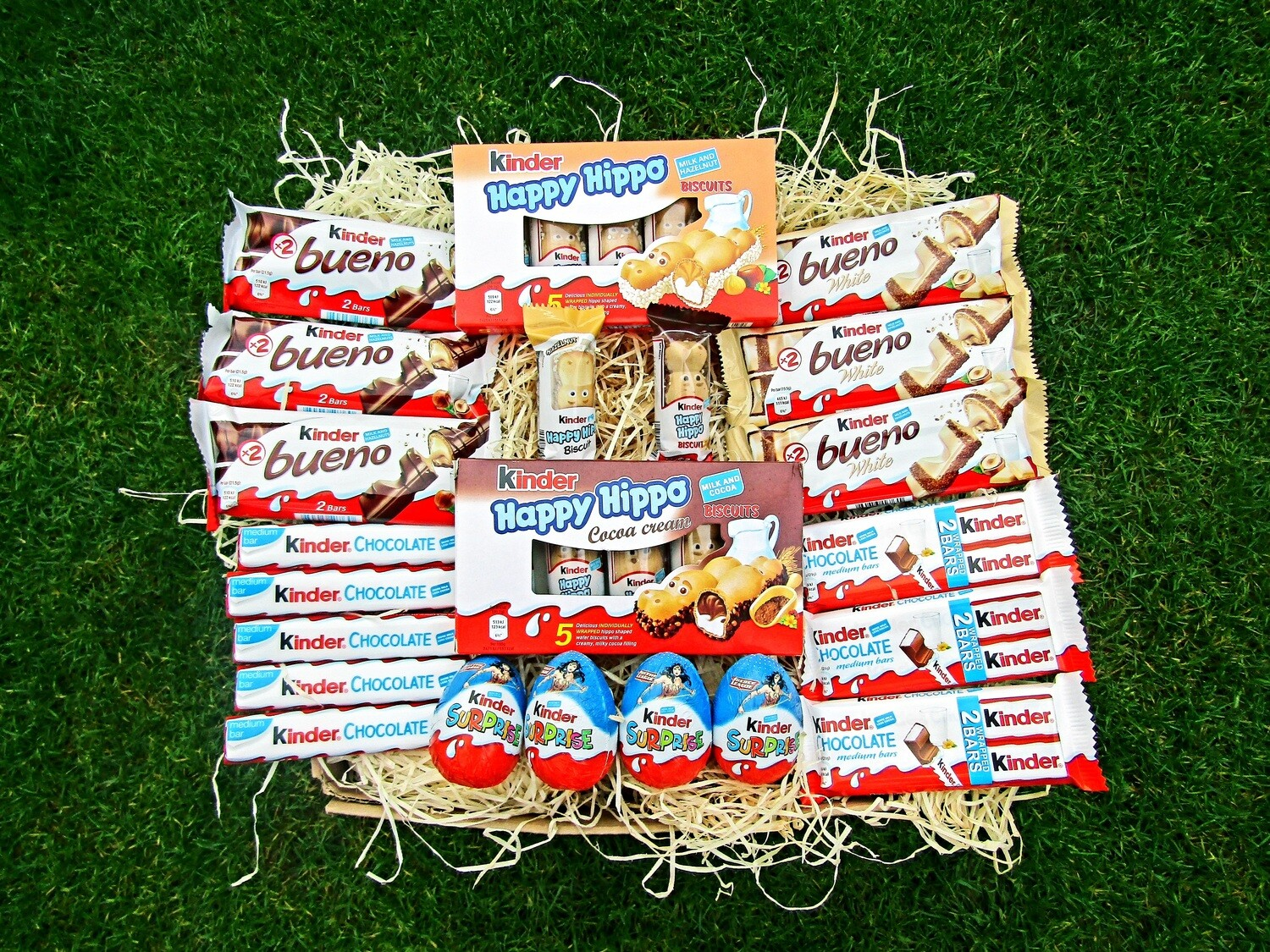 kinder Deluxe Box