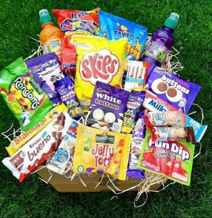 Kids Candy box