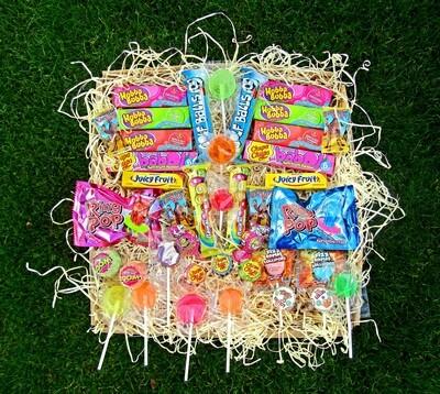 Lollipop & Gum Box