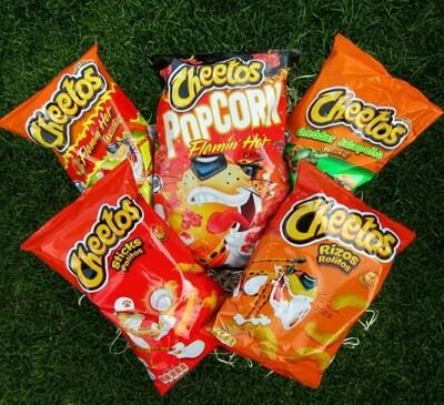 Cheeto's Box