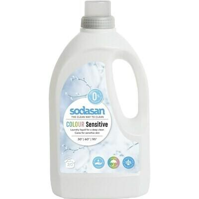 Sodasan Sıvı Çamaşır Deterjanı – Bebek, Hassas Ciltler