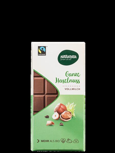 Naturata Organik Fındıklı Çikolata