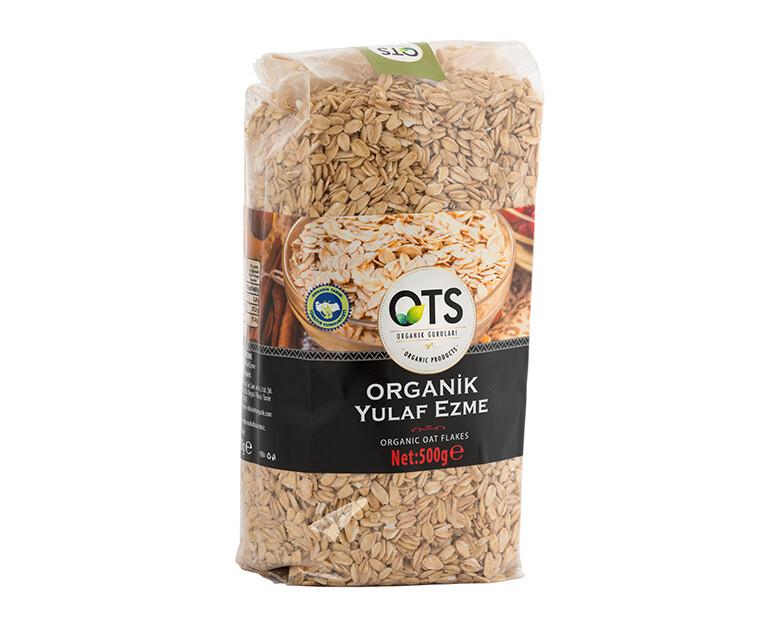 OTS Organik Yulaf Ezmesi