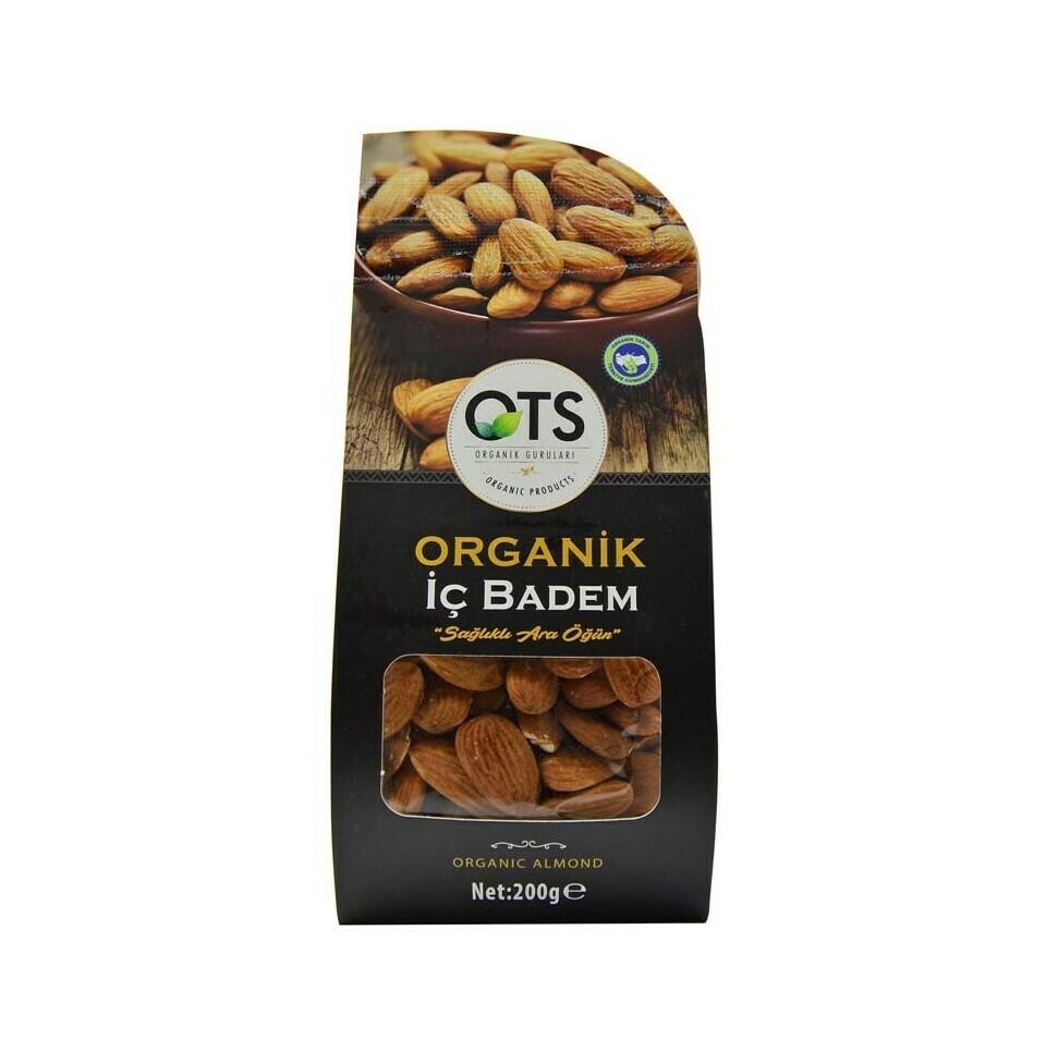 OTS Organik İç Badem
