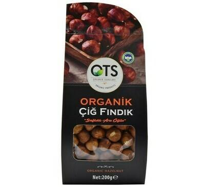 OTS Organik Çiğ Fındık