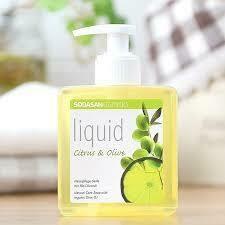 Sodasan Organik Sıvı El Sabunu zeytin ve Limon 300