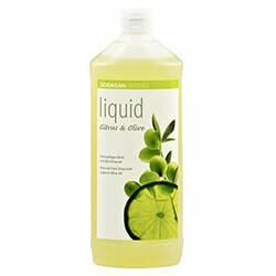 Sodasan Organik Sıvı Sabun Zeytin-Limon 1000ml