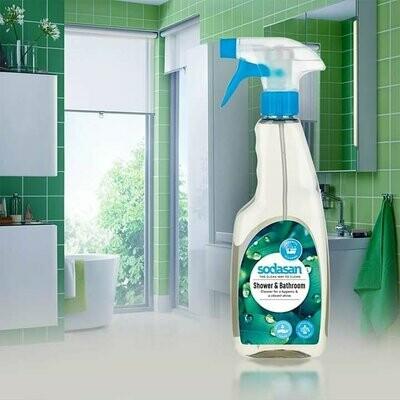 Sodasan Organik Banyo/Duş Temizleyici Sprey