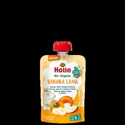 Holle Banana Lama Muz Elma Mango Kayısı Püresi
