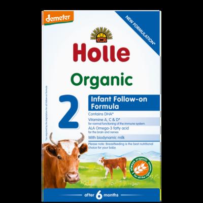 Holle Organik Bebek Maması Förmülü -2-