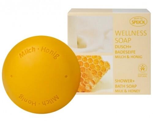 Speick Wellness Süt Ve Ballı Sabun