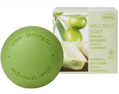 Speick Wellness Zeytinyağlı Ve Limonlu Sabun