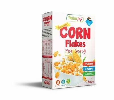 Naturpy Glutensiz Corn Flakes Mısır Gevreği
