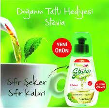 Naturpy Glutensiz Sıvı Stevia Tatlandırıcı