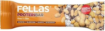 Fellas Yerfıstığı Ve Kakaolu Protein Barı