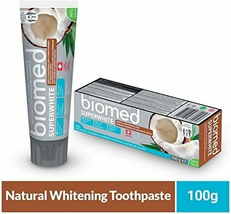 Biomed Superwhite Hassas Diş Macunu