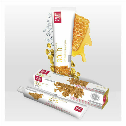 Splat Gold Antibakteriyel Diş Macunu