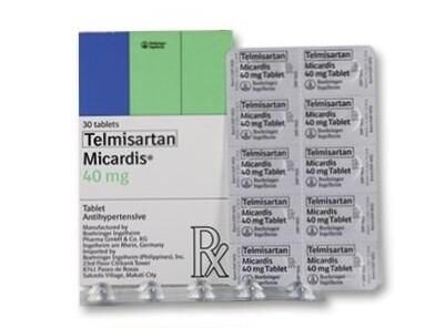 Micardis (Telmisartan) 40mg Tablet x 1's