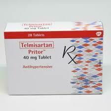 Pritor (Telmisartan) 40mg Tablet x 1's