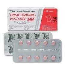 Vastarel MR (Trimetazidine) 35mg. Tablet