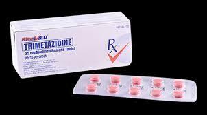 Ritemed (Trimetazidine) 35mg. Tablet