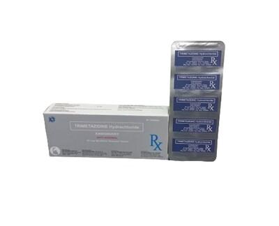 Trimetazidine 35mg Tablet x30's Monthly Dose