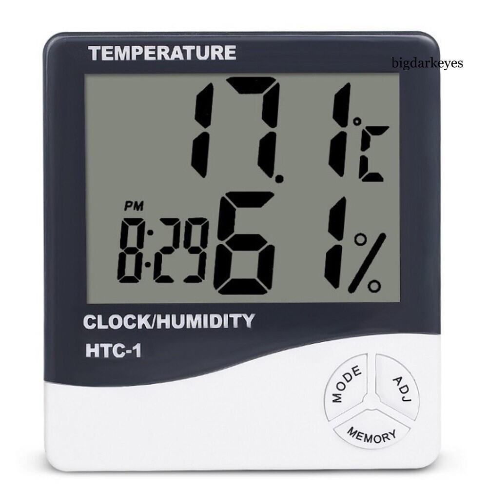 Digital Room Thermometer Hygrometer x 1