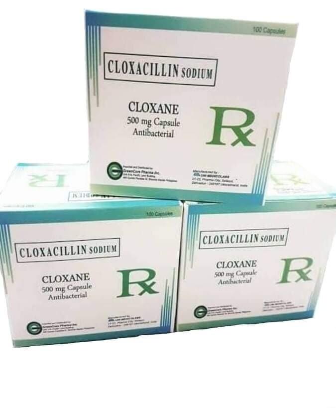 Cloxacillin 500mg Capsule x 1's