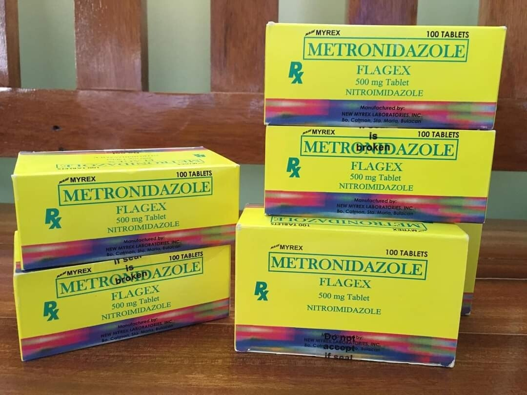 Metronidazole 500mg Tablet x 's
