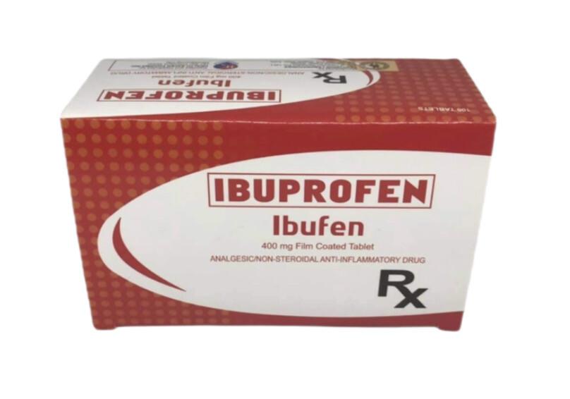 Ibuprofen 400mg Tablet x 1's
