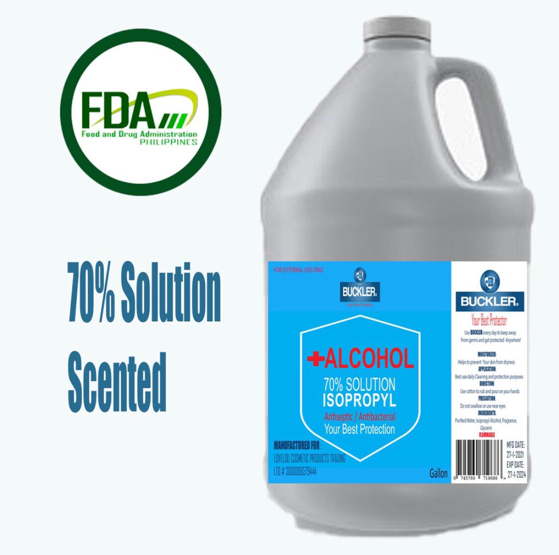 Isopropyl Alcohol 70% 1 Gallon