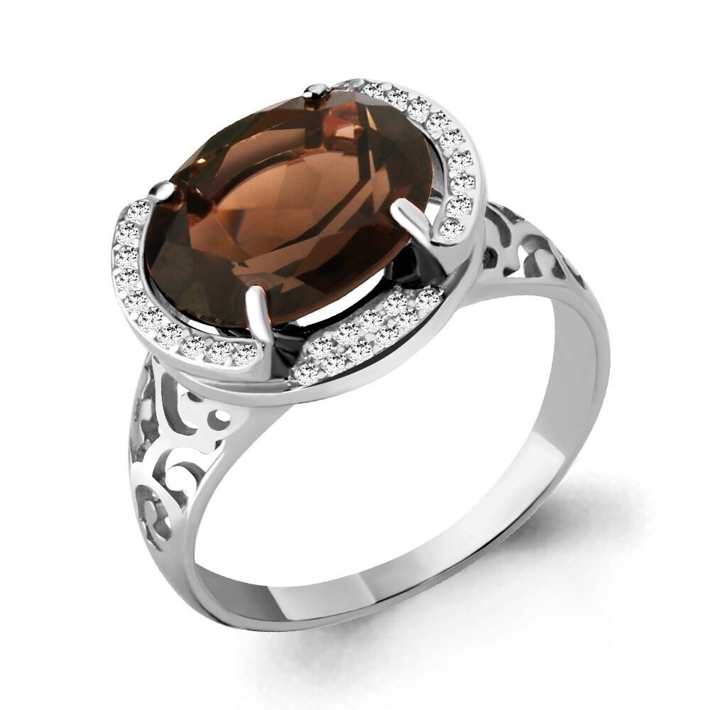 Кольцо (6580001А.5) (Ag 925)