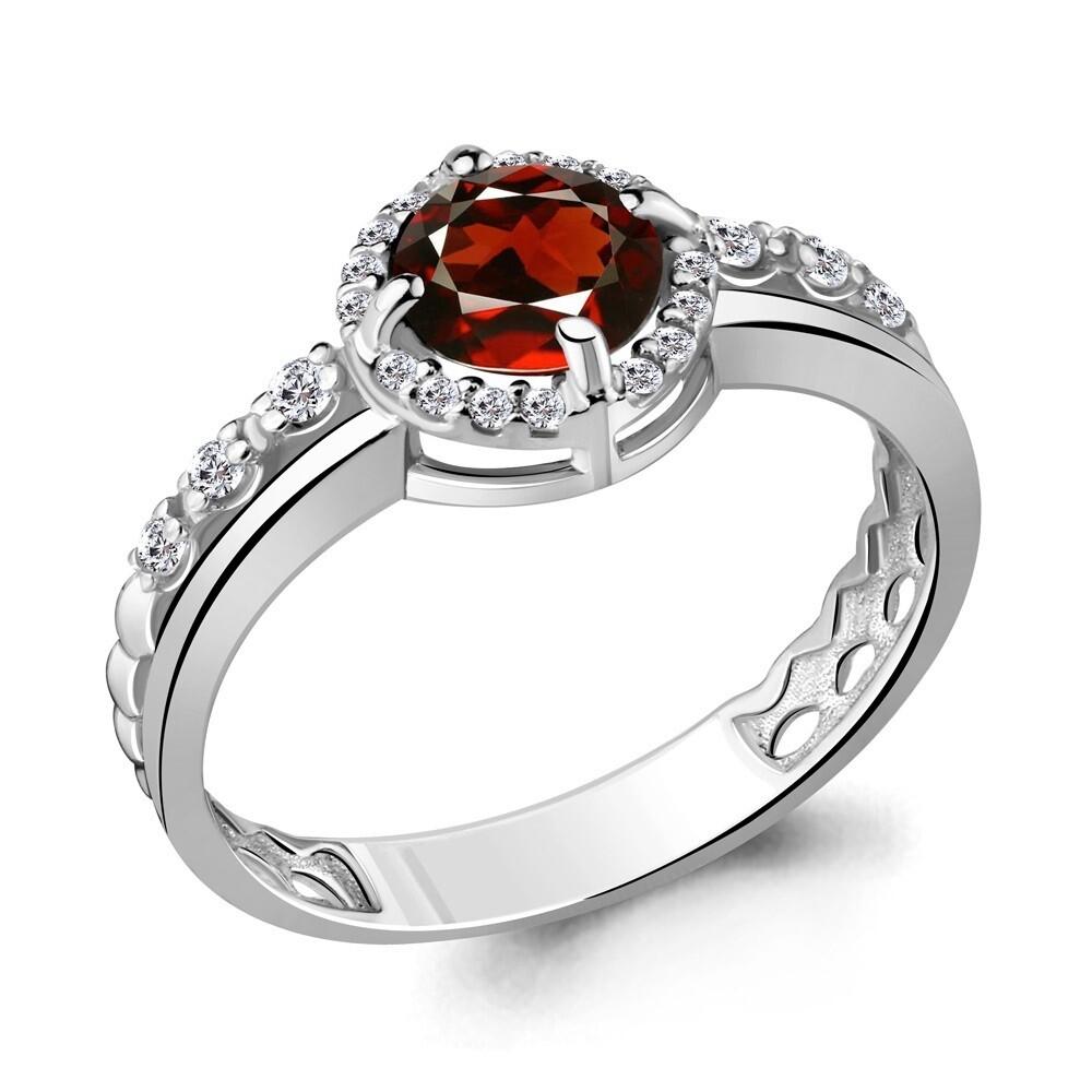 Кольцо (6449203А) (Ag 925)